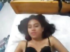 Punjabi slut taking dick