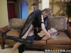 Brazzers - Brazzers Exxtra - Trick And Treat scene starring