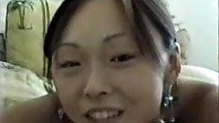 Pretty & kinky amateur asian masturbation