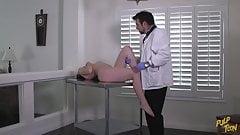 Natalie's Checkup - The Pervert Doctor's Thumb