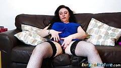 EuropeMaturE Busty Lady Sexy U