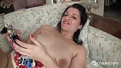Yanks Lady Jane's DP Orgasm