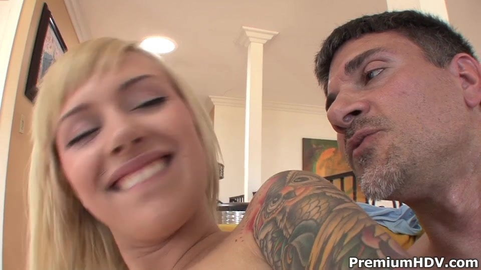 young girl seduces NOT her step dad