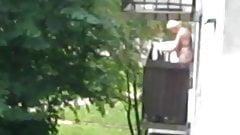 Real Naked Neighbor-Granny