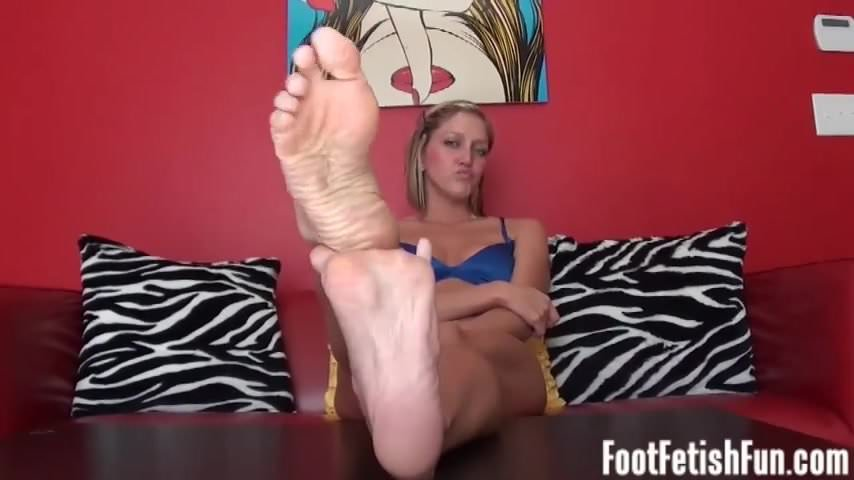 When I count to zero, cover my feet in your cum