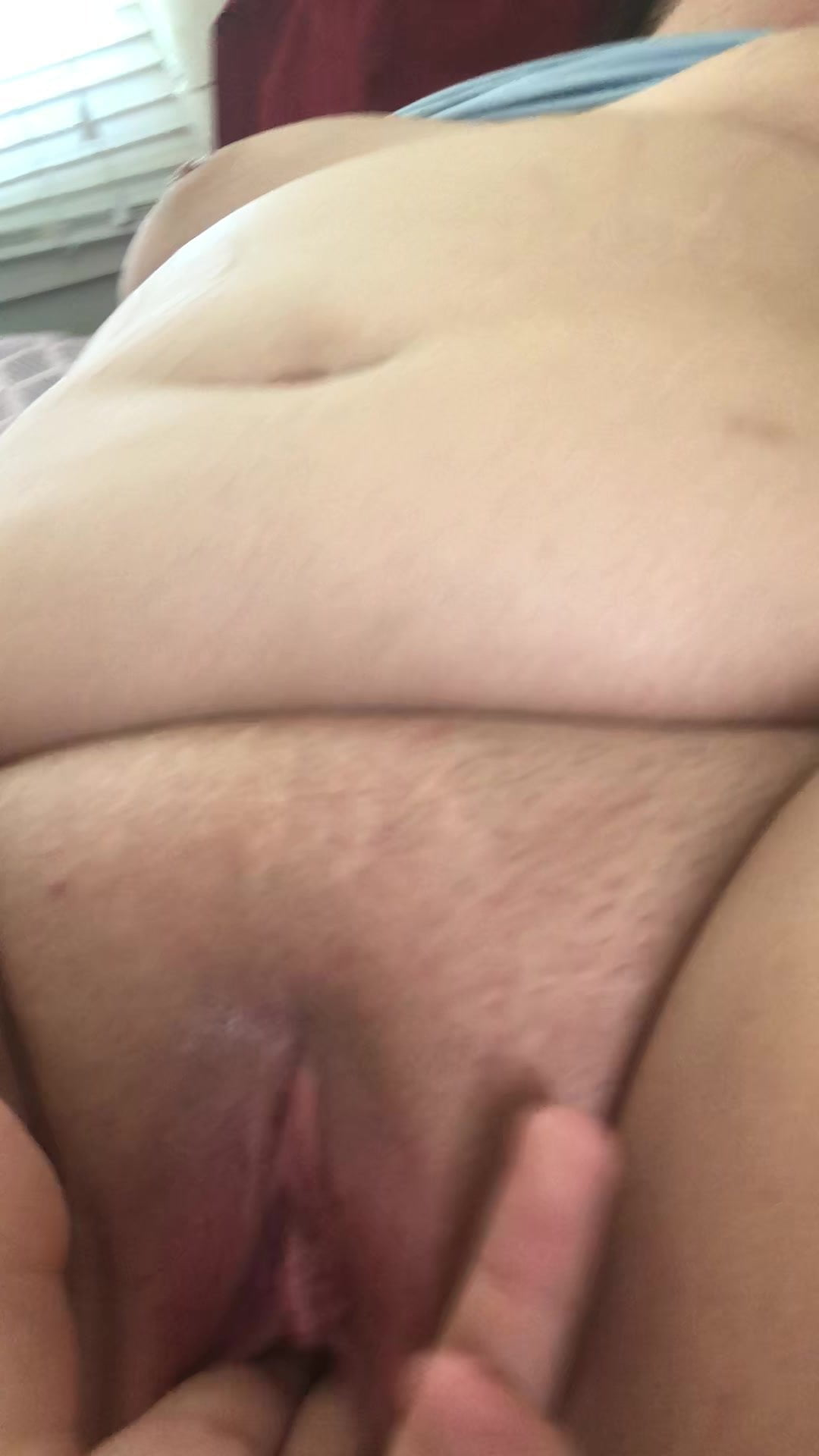 Getting finger fucked pov