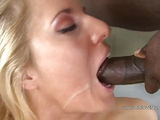 White Wifey Tries BBC