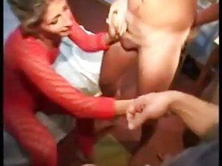 Milf Creampie Gangbang
