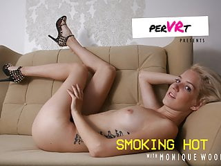 Smoking Hot with Monique Woods