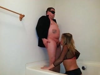 Huge cock amateur blow job - Amateur blow job blond wife