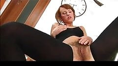 Ansie Wet Hairy Pussy by TROC