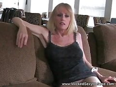 Awesome Horny MILF Intense Fuck