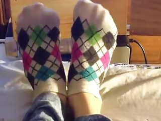 Cute Ankle Socks Removal