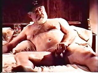 Gay Chubby Older Bear - Grandpa Fireside Fantasy
