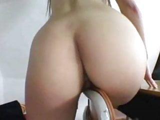 Video door girl Japanese knob on humps