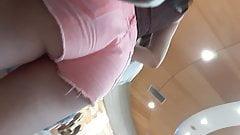 culito rico en shorts rosa (15)