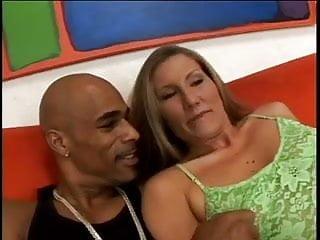 Sexy MilfSucks And Fucks A Black Guy