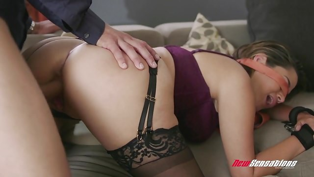 Preview 1 of Alix Lovell Hotwife Experience With Mick Blue