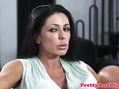 Taboo stepdad doggystyles busty step daughter