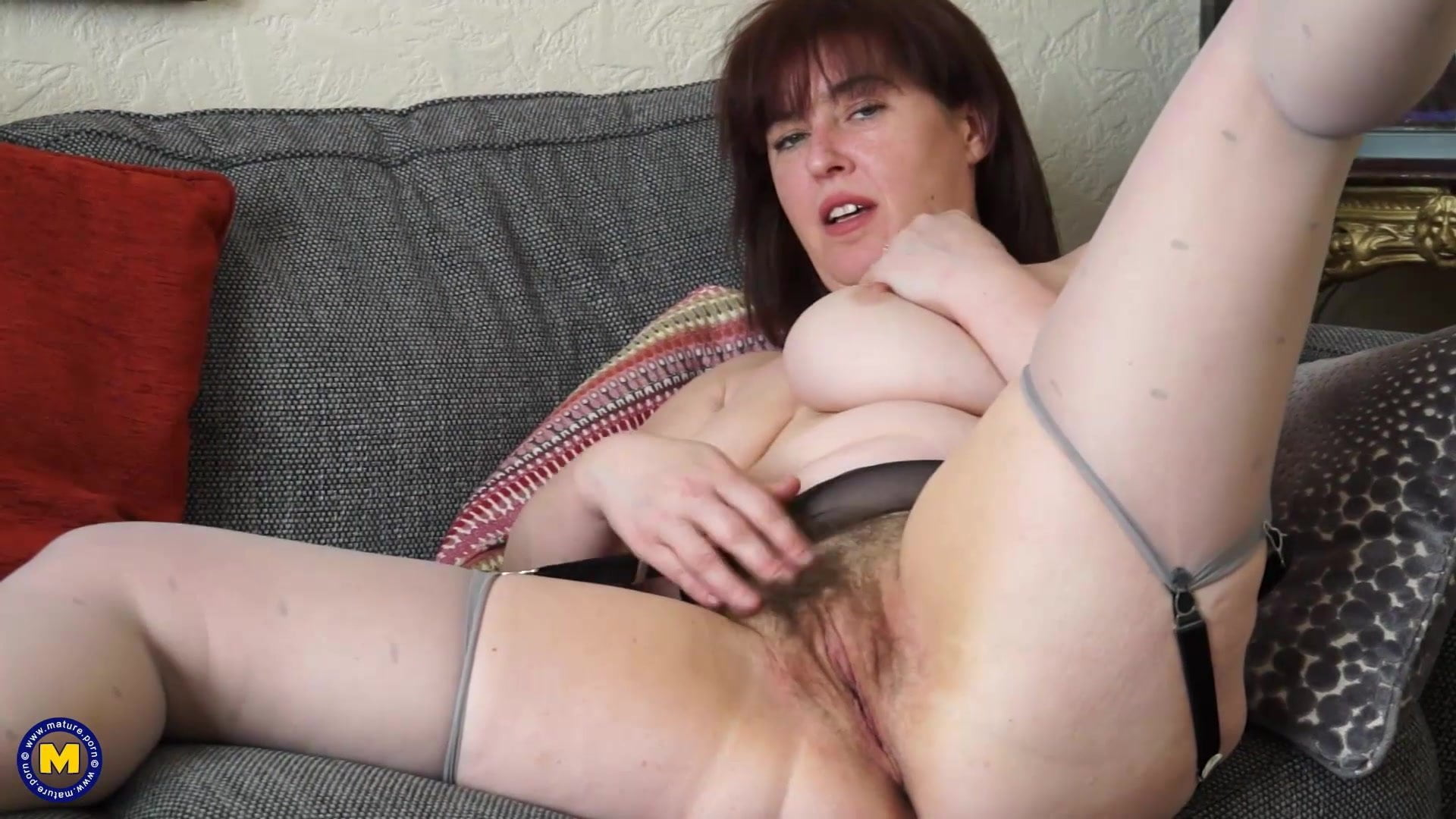 Dick mature ass sucks tight