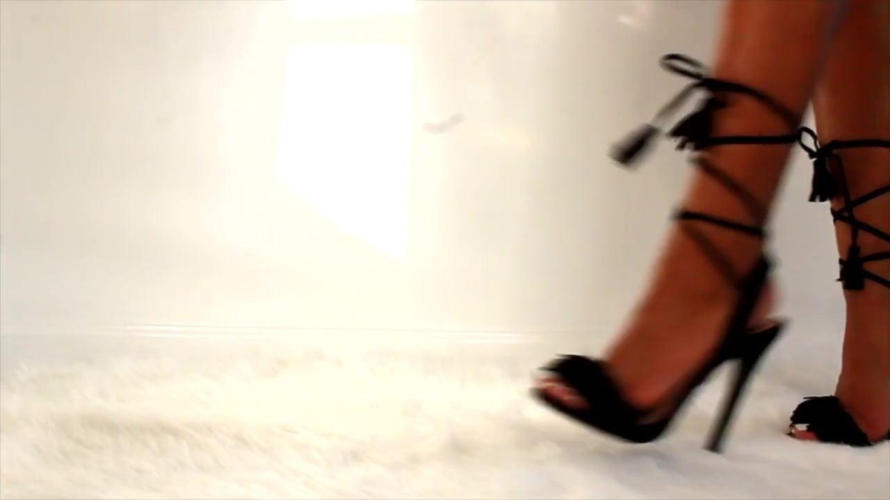 Ebony sexy feet