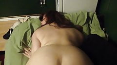 I love the way her ass wiggle