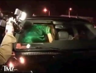 Britney Spears - oops in the car