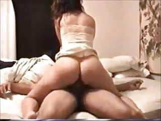 Hot Booty Brunette Wife Hooking Up With Younger Boy
