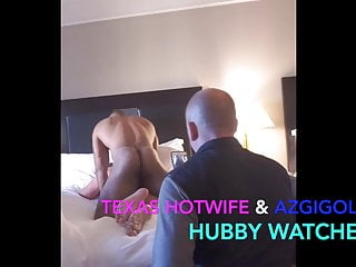 Texas Hotwife & AZGIGOLO Hubby Watches