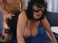German Mamam Love to Fuck - 01
