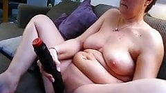 old amateur wifes in group fucking with dildos