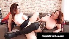 Sex Fiends Maggie Green &