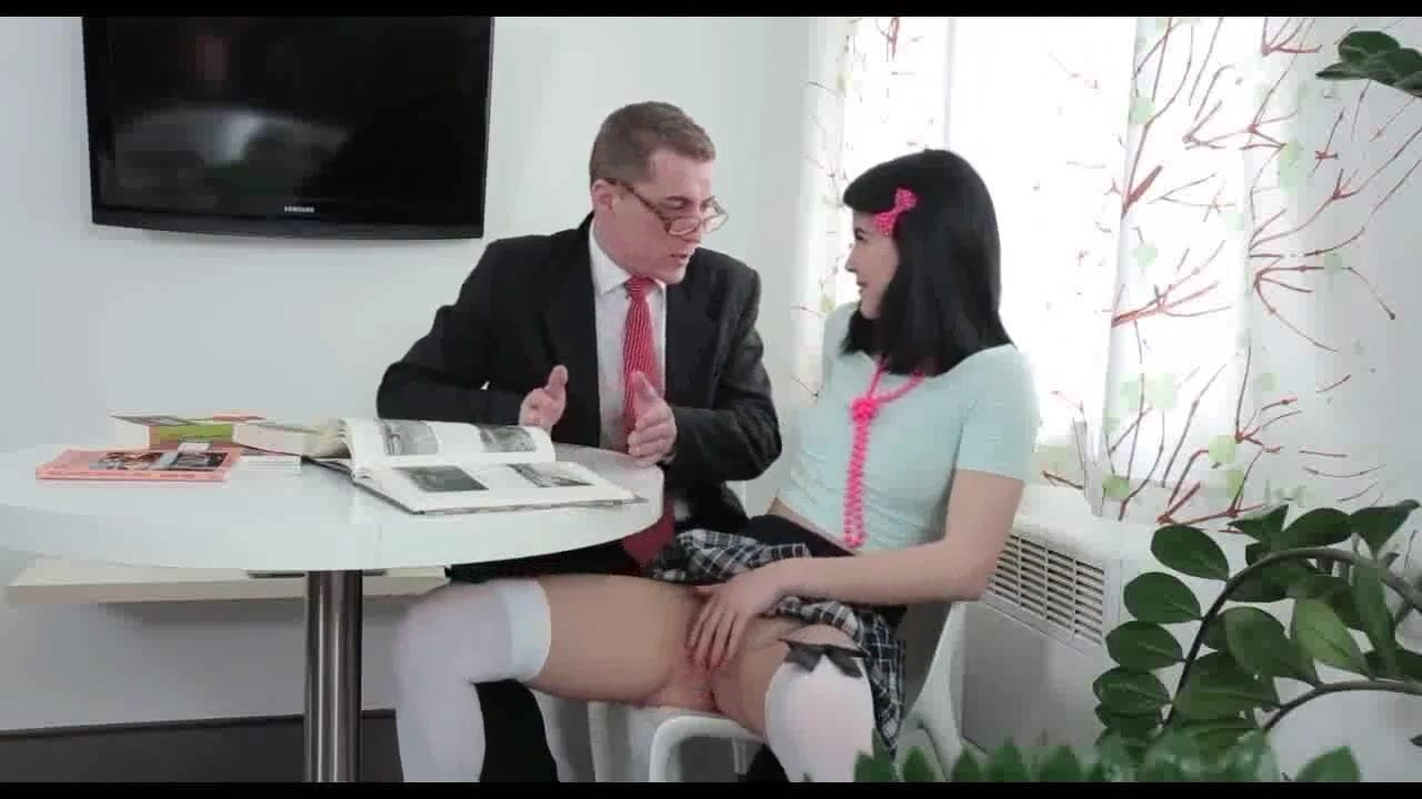 Jody Fucked Hardcore By Her Tricky Old Teacher After-2660