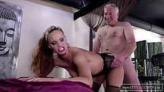 German Milf Orgasmic Massage
