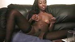Black show orgasm (by edquiss)