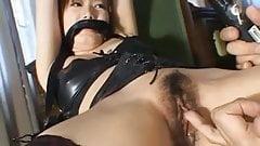 Japanese Bondage Pussy Vibrated (Uncensored)