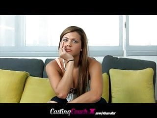 Facial x pression - Casting couch-x young dancer has sex for cash