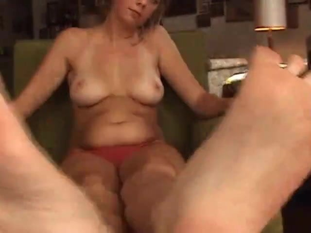 Young Violet's first time video