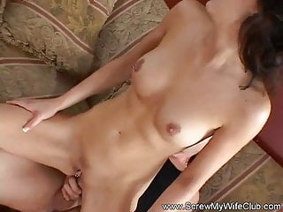 Swinging Time With Busty Housewife