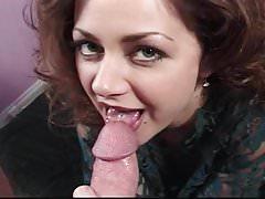 Alyssa Allure POV blowjob