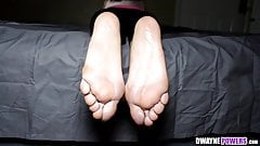 Oiled Soles