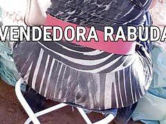 #Bundas Big Ass Saleswoman - VENDEDORA RABUDA