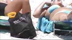 candid beach spy crotch 86 wide open cameltoe