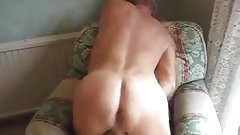 silverdaddy gets bare fucked