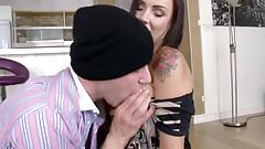 Hot milf and her younger lover 695