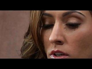 Sara Luvv Reena Sky Lesbian Sex