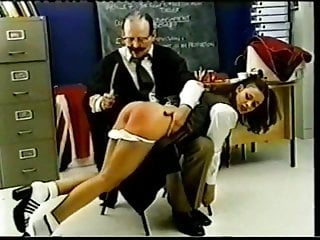 School spank