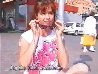 Melissa In Stockholm Sweden