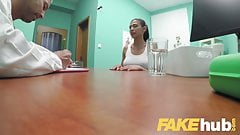Fake Hospital Californian babe with sexy ass loves hard fuck