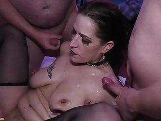 german milf extreme anal banged